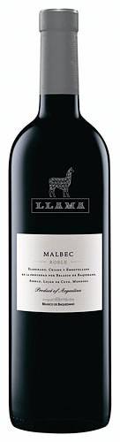 Llama Malbec Roble, Belasco de Baquedano