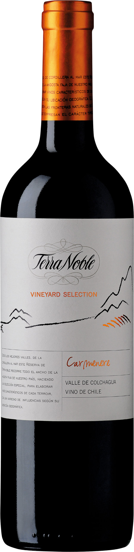 Terra Noble- Vineyard Selection Carmenere