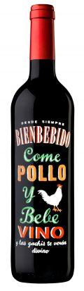 Bienbebido- Come POLLO y bebe vino