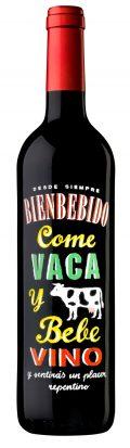 Bienbebido- Come VACA y bebe vino