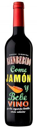Bienbebido- Come JAMON y bebe vino