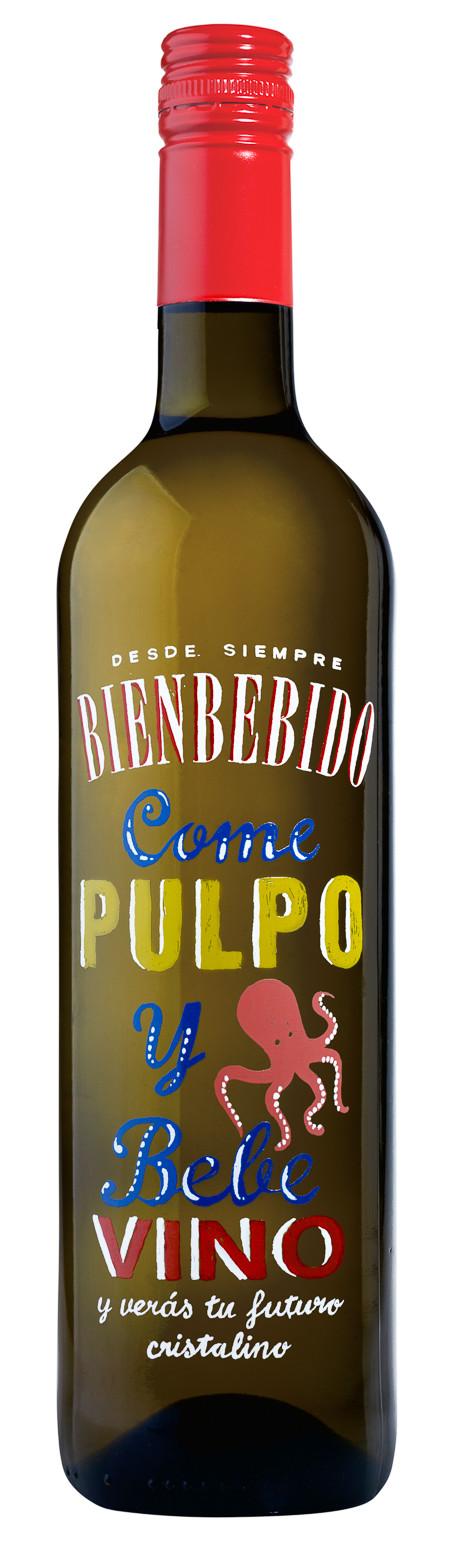 Bienbebido- Come PULPO y bebe vino