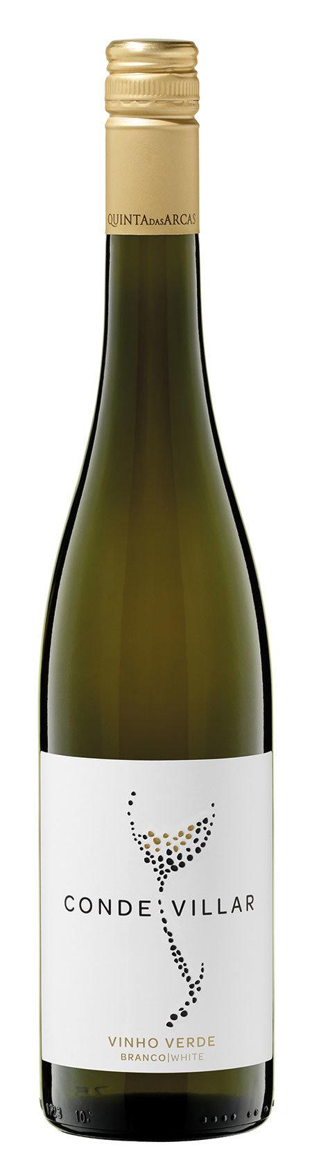 Conde Villar Vinho Verde Branco- Quinta Das Arcas